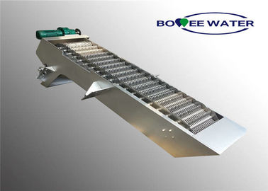 Purification  Manual Bar Screen Rake , Sewage Inlet Screens CE Certificate Corrosion Resistance